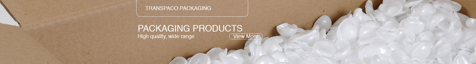 TRANSPACO PACKAGING - Packaging products